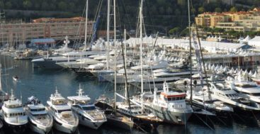 the Monaco Yacht Show remains on schedule for 2020 despite COVID-19 concerns
