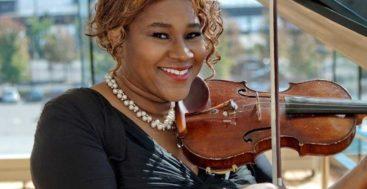 Nikki Glenn, the Yacht Violinist, plays aboard superyachts