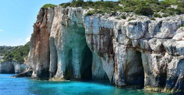 Zakynthos is among 5 Awesome Yachting Destinations, According to Megayacht Crew