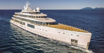 the superyacht Luminosity is for sale for $250 million