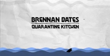 Brennan Dates Quarantine Kitchen was created by a superyacht chef