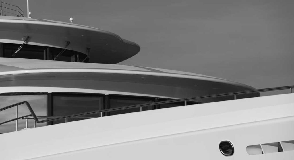 the Amels and Damen Yachting Private View 2020 will showcase several superyachts