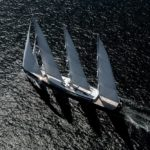 Sea Eagle II is the largest sailing superyacht from Royal Huisman and among the nine largest yacht deliveries in 2020