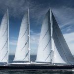 Sea Eagle II is the largest sailing superyacht from Royal Huisman
