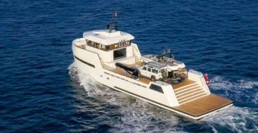 YXT 24 Evolution, by Lynx Yachts