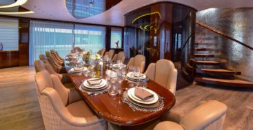 Baba's is the biggest Hargrave megayacht to date