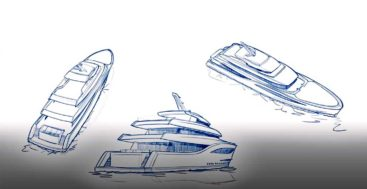 Feadship Project Freedom sees the superyacht shipyard using a set technical platform for clients