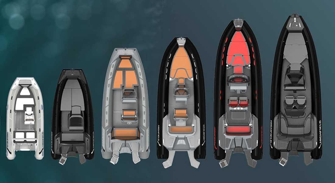 Highfield Sport Collection Sets Sights on Superyacht Tender/Dayboat Market