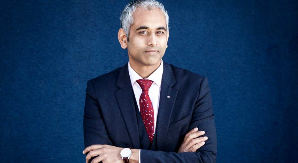 Kiran Haslam is helping to reinvent Princess Yachts among yachting and megayacht customers