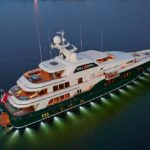 Feadship built the megayacht Sea Owl