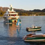 Sea Owl has two custom superyacht tenders