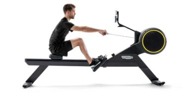 Skillrow is by Technogym, ideal for small megayacht gyms