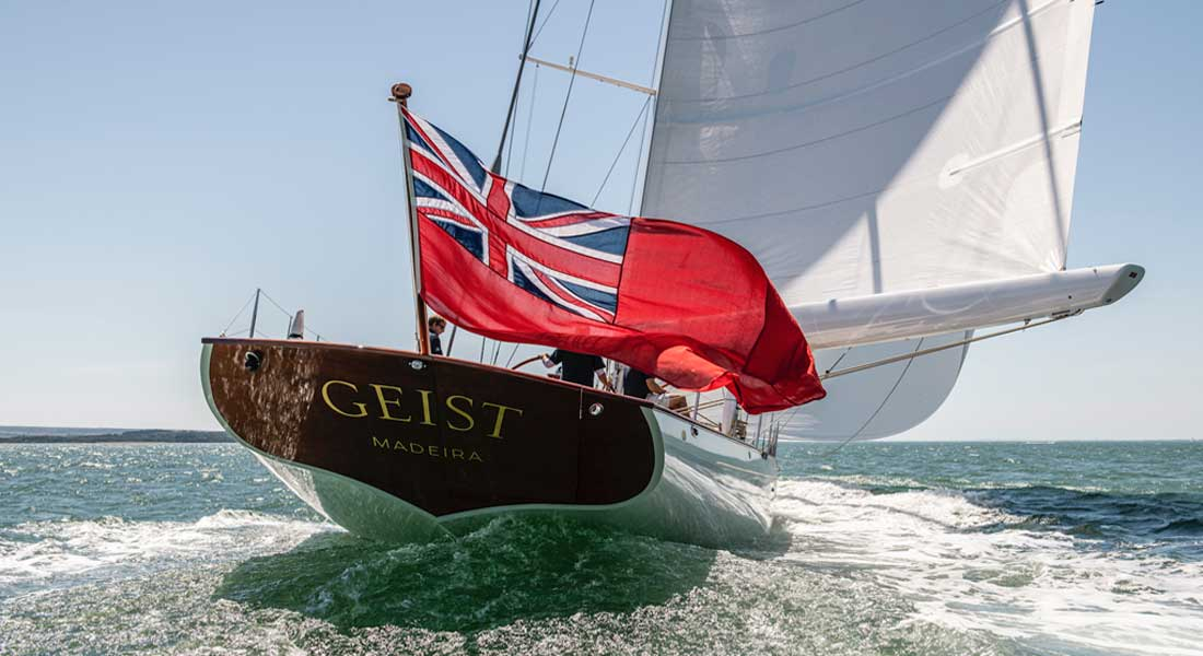 Geist, by Spirit Yachts: Sunday Superyacht Video