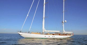 Vitters Shipyard delivered the sailing superyacht Meraki in August 2020
