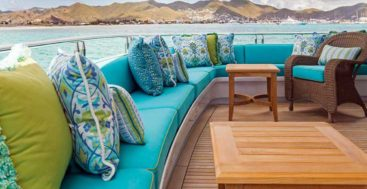 Eclipse Yacht Furnishings is promoting #YachtieEssential for superyacht crew and owners