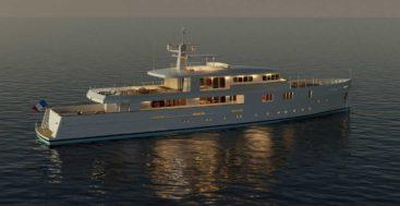 Ocea Commuter 50 megayacht