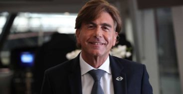 Andrea Frabetti, Sunseeker's CEO, discusses the Superyacht Division