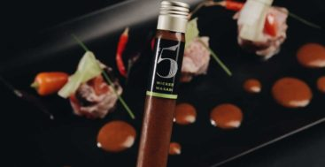 Chilli No. 5 is a line of sauces from a superyacht chef and an entrepreneur
