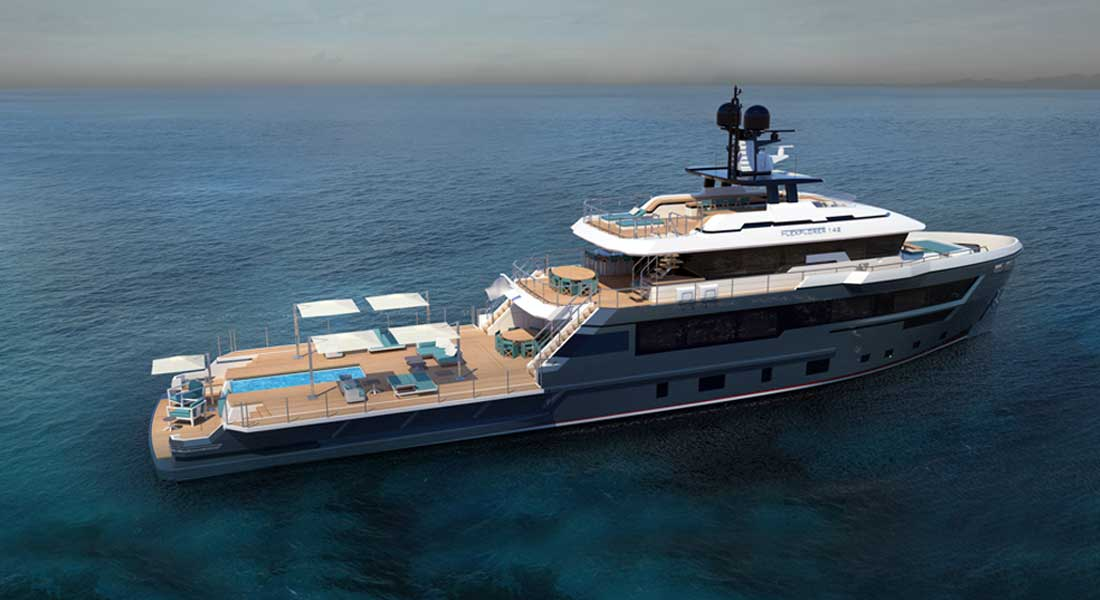 Maverick, From Cantiere delle Marche, to Make Her Way Through Northern Climes