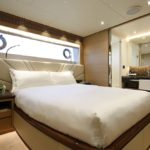 Crowned Eagle is a Horizon FD92 trideck megayacht
