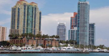 the megayacht site Miami Beach Marina redevelopment plans were rejected