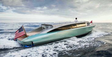Hodgdon Tenders is producing all-electric versions of its superyacht tenders