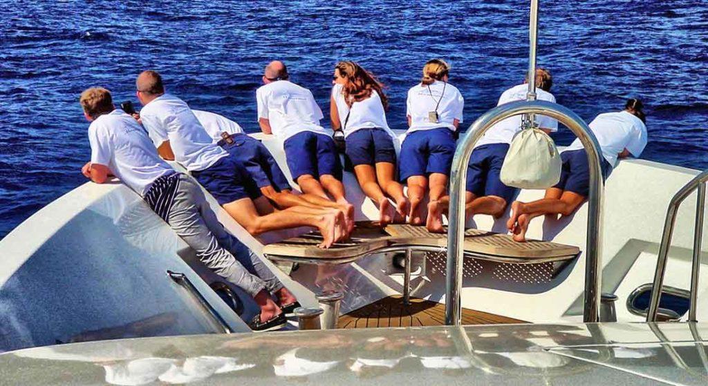 ACREW+ aims to improve superyacht crew retention rates