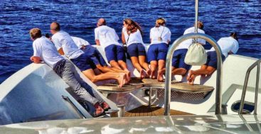ACREW+ aims to improve superyacht crew retention rates