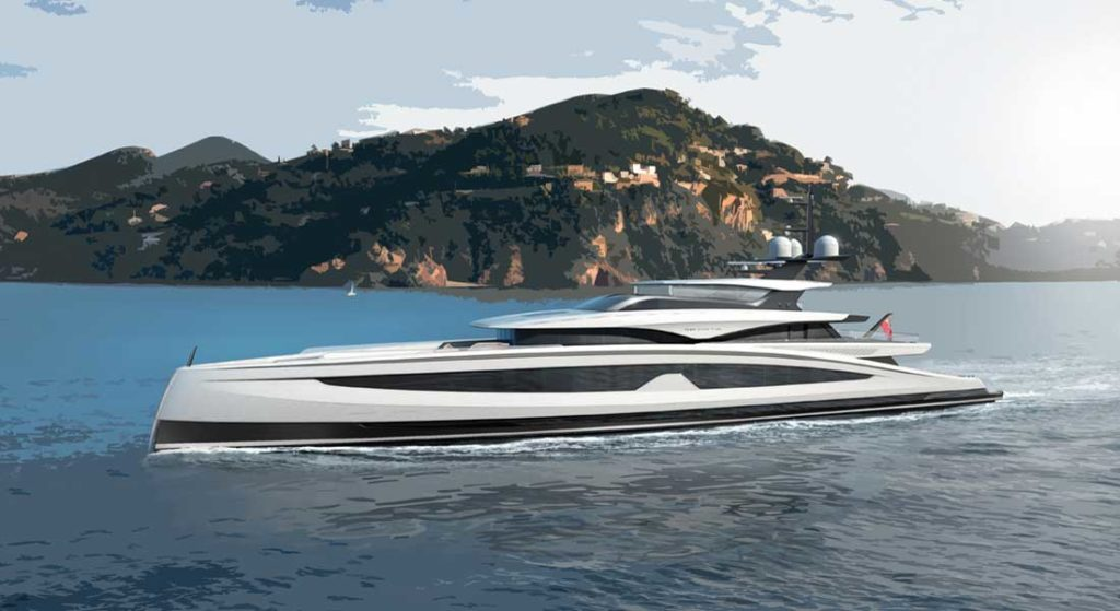 Heesen will deliver the megayacht Project Sparta in 2021