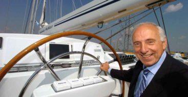 Joseph Vittoria was the owner of the sailing superyacht Mirabella V