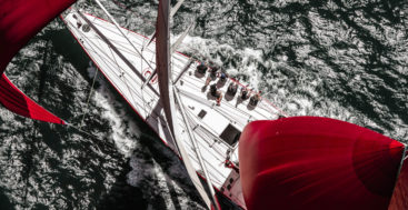 the New Zealand Millennium Cup is a superyacht regatta