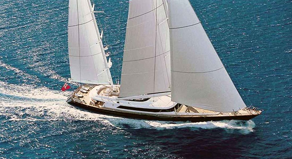 Below Deck Sailing Yacht and Parisfal III start their second season on March 1