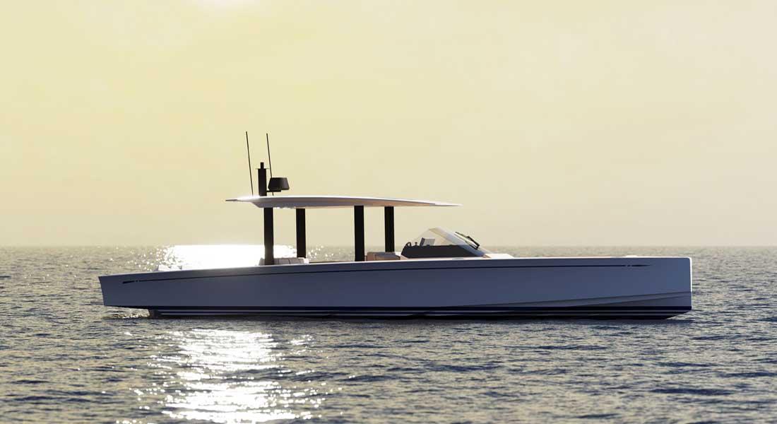 Swan Shadow: Nautor's Swan Enters the Motoryacht Market