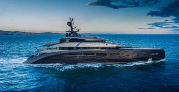 CRN: how a bespoke yacht is born