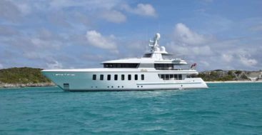 megayacht crewmember Jared Watney gives a sense of A Day As A Guest On Bella