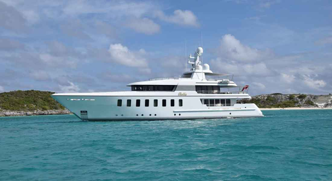 A Day As A Guest On Bella: Sunday Superyacht Video