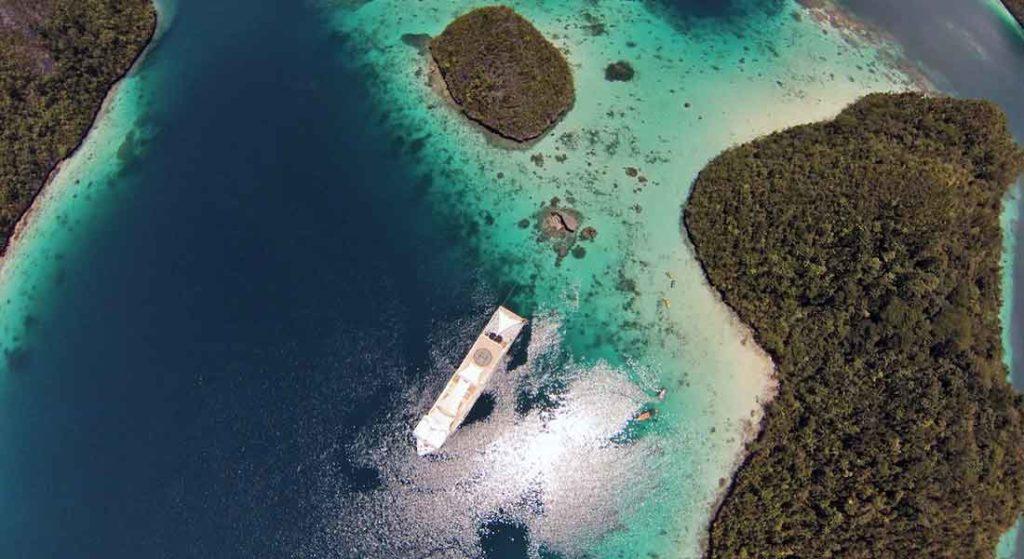 superyacht visitors will love Raja Ampat in Indonesia