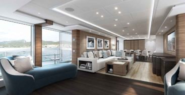 Heesen's megayacht Project Altea is ready for summer 2021