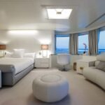 this staterooms is among the leisure areas when you look inside Lady Moura