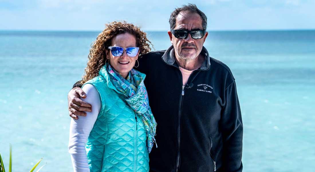 Carl Allen, Superyacht Owner & Walker's Cay Entrepreneur