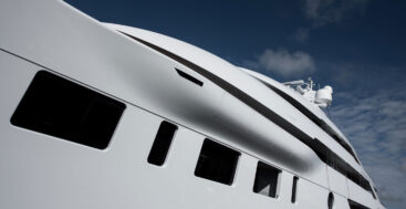 the Feadship Bliss is a 95-meter megayacht