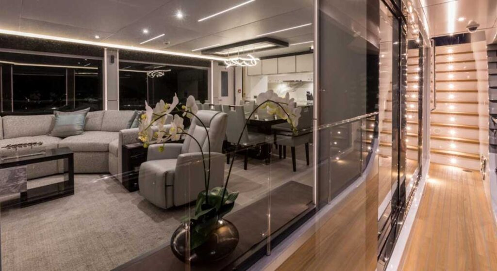 the Hargrave G-G may make megayacht buyers take a second look at the builder