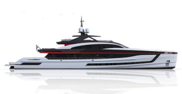 the Project Skyfall color contest is a way for the megayacht's owner to get opinions