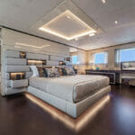 K2 is a megayacht from Columbus Yachts for a three-time customer