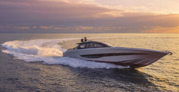 Aldabra is hull number one of the ISA Super Sportivo 100 GTO megayacht series