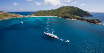 a new Y.CO partnership with YachtAid Global will see superyachts step up for sustainability