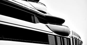 Roe is the name of the megayacht previously known as Turquoise NB66