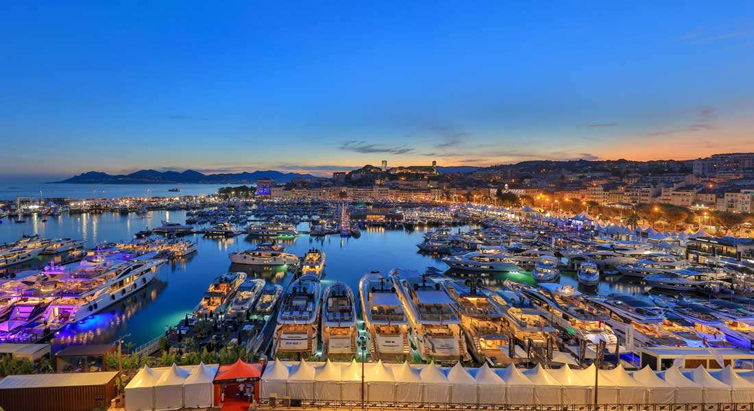 8 Megayachts to Put on Your Cannes Yachting Festival Visit List