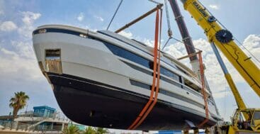 Anvilugi is the first Extra X96 Triplex megayacht
