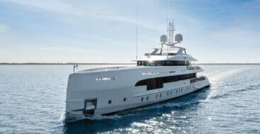Ela is the newest Heesen 50M Aluminum FDHF megayacht